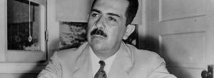 President Lázaro Cárdenas del Rio (1895-1970) led Mexico into economic and social prosperity after the devastating Mexican Revolution. (courtesy of dominiociudadano.org)